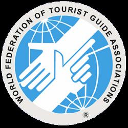 לוגו הפדרציה הבנלאומית למדריכי טיולים