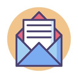אייקון - דואר